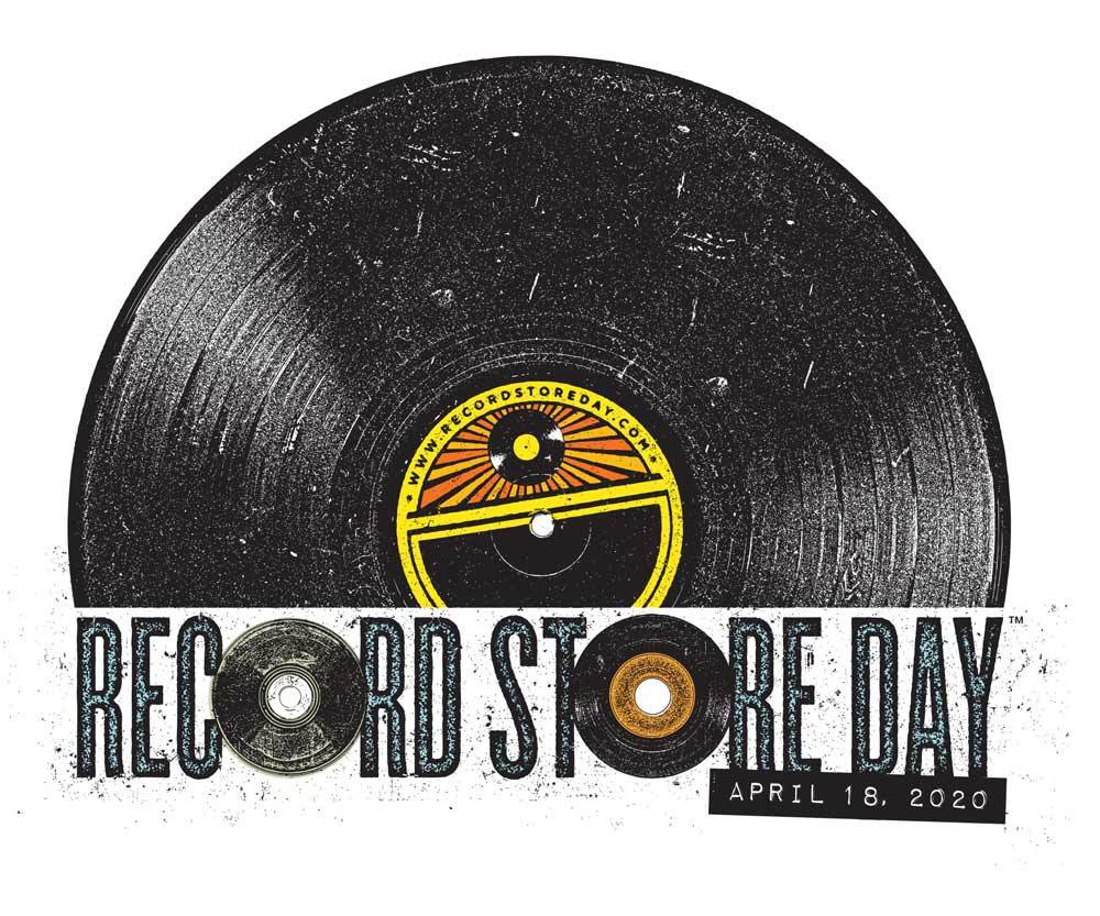 Record Store Day 2020 Moved