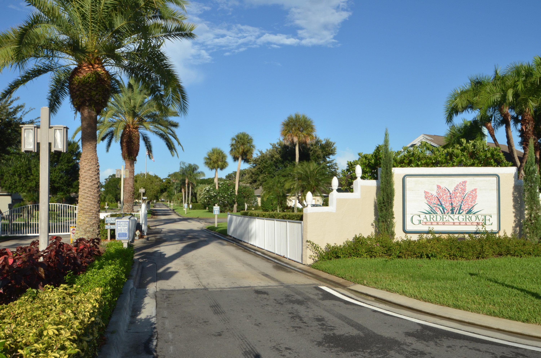 GARDEN GROVE HOME UNDER CONTRACT VERO BEACH FL