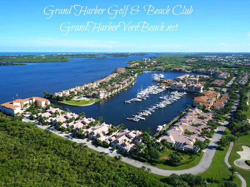 Real Estate For Sale In Grand Harbor Vero Beach Florida