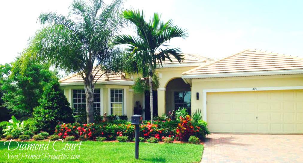 Diamond Court Village Vero Beach Florida Gated Homes