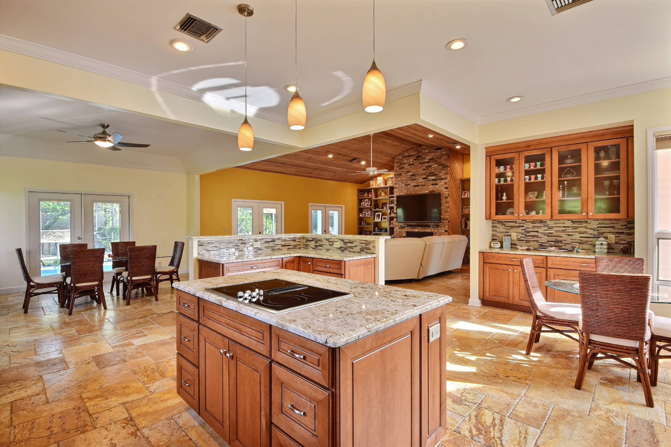 Pool Home Seagrove Vero Beach With Gourmet Kitchen