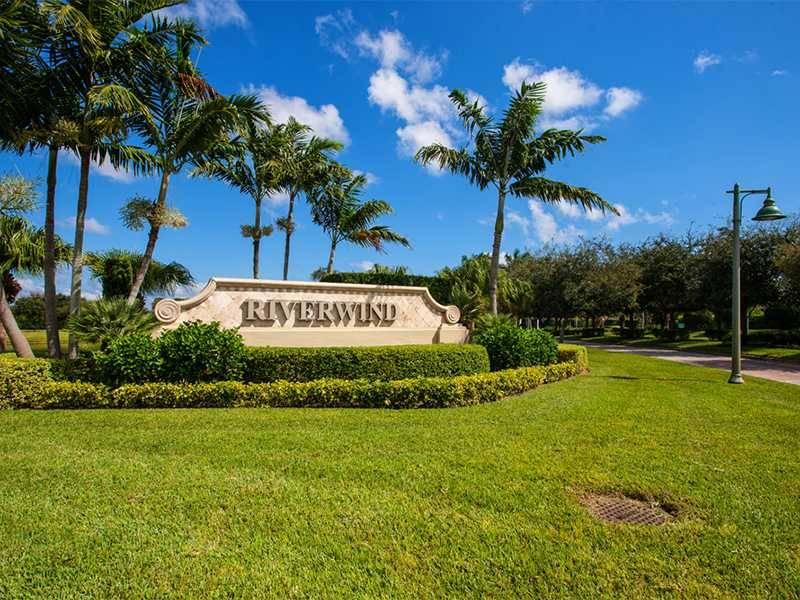 Riverwind Homes Vero Beach Florida Gated Community