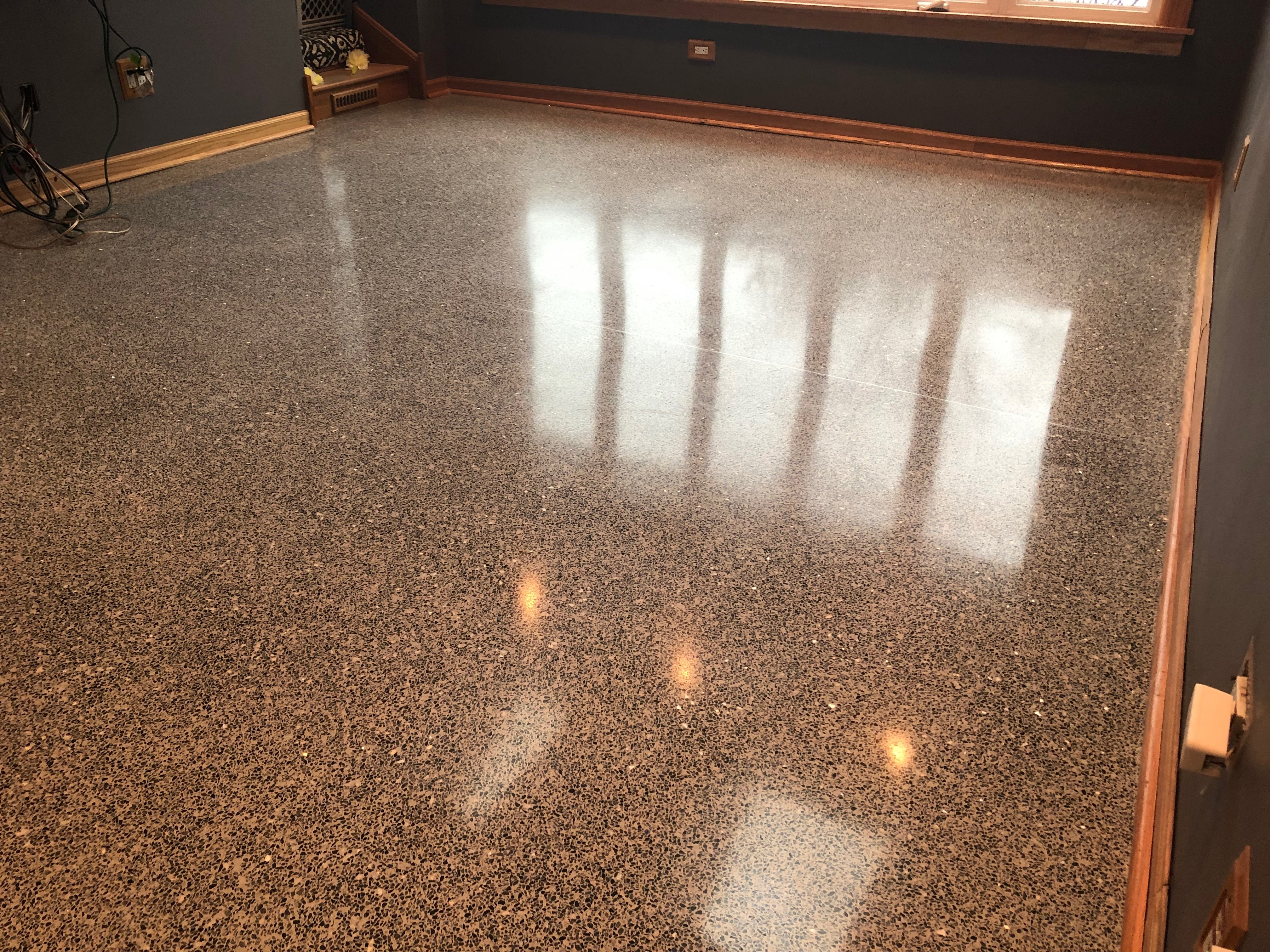 Terrazzo Floor Cleaning Polishing Algonquin Il 60013
