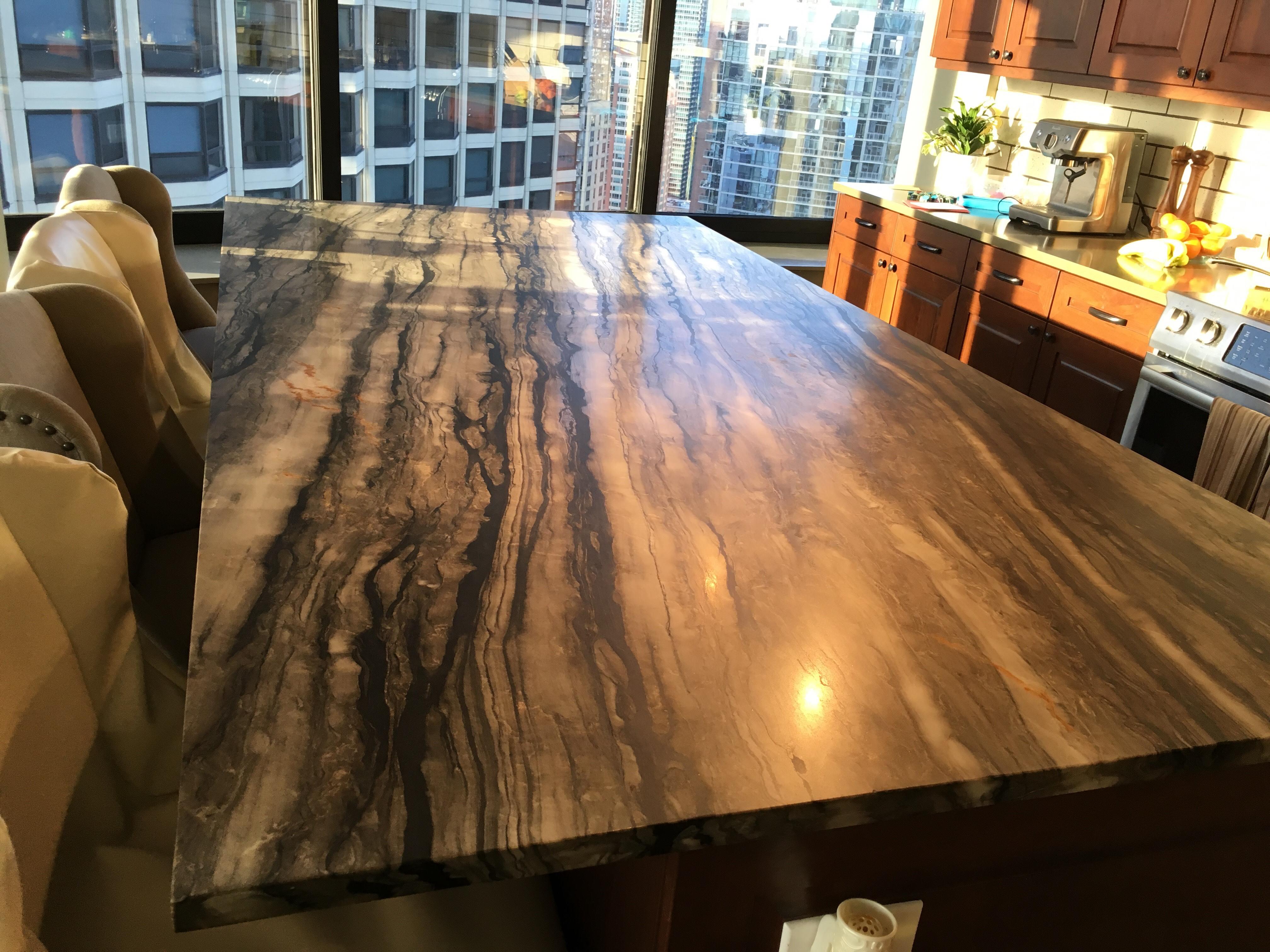 Chicago Stone Floor Care Countertop Polishing