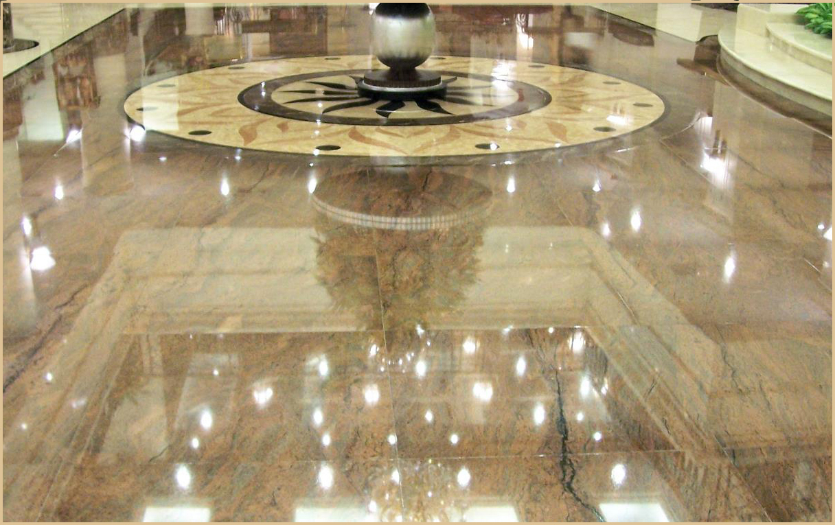 Marble Granite Flooring : Park ridge il marble floor polishing feb