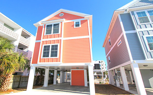 South Beach Cottages At 27th In Myrtle Beach