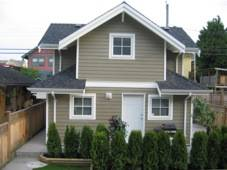 Carriage homes in Nanaimo