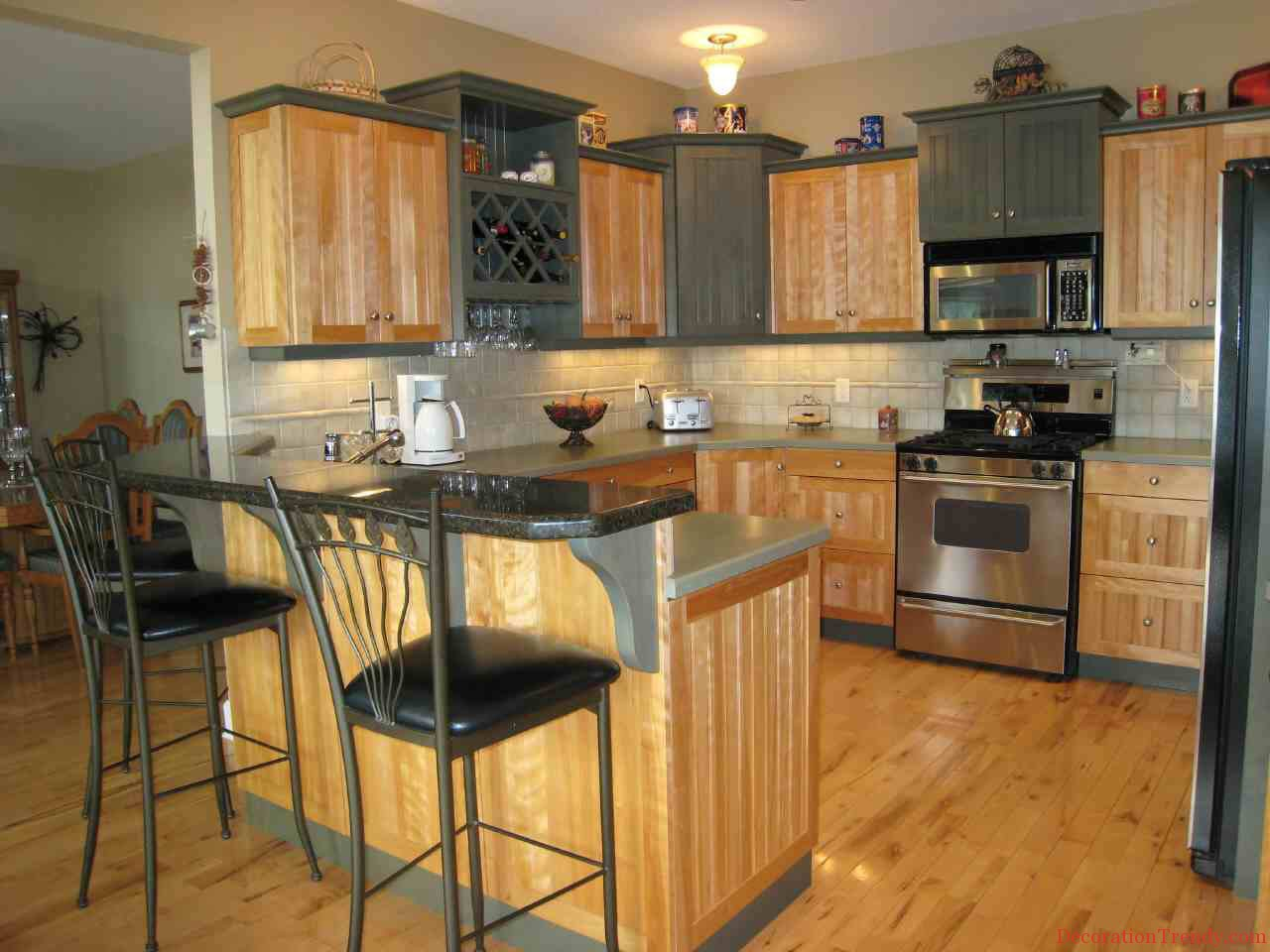 Most Popular Kitchen Color Most Popular Kitchen Color Stunning What Features Todayus Kitchens With