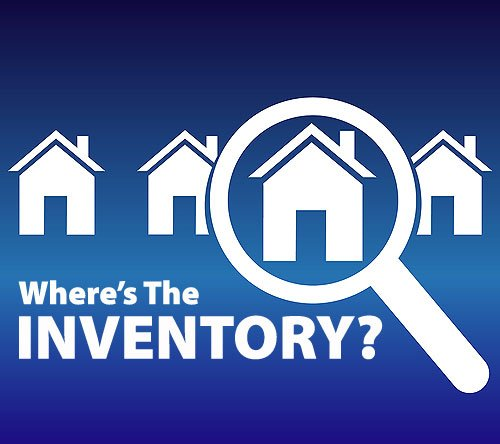 Nanaimo real estate inventory