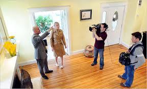 Real estate TV