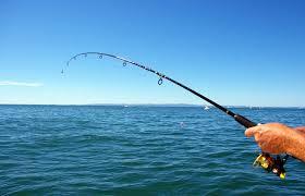 Fishing in Nanaimo