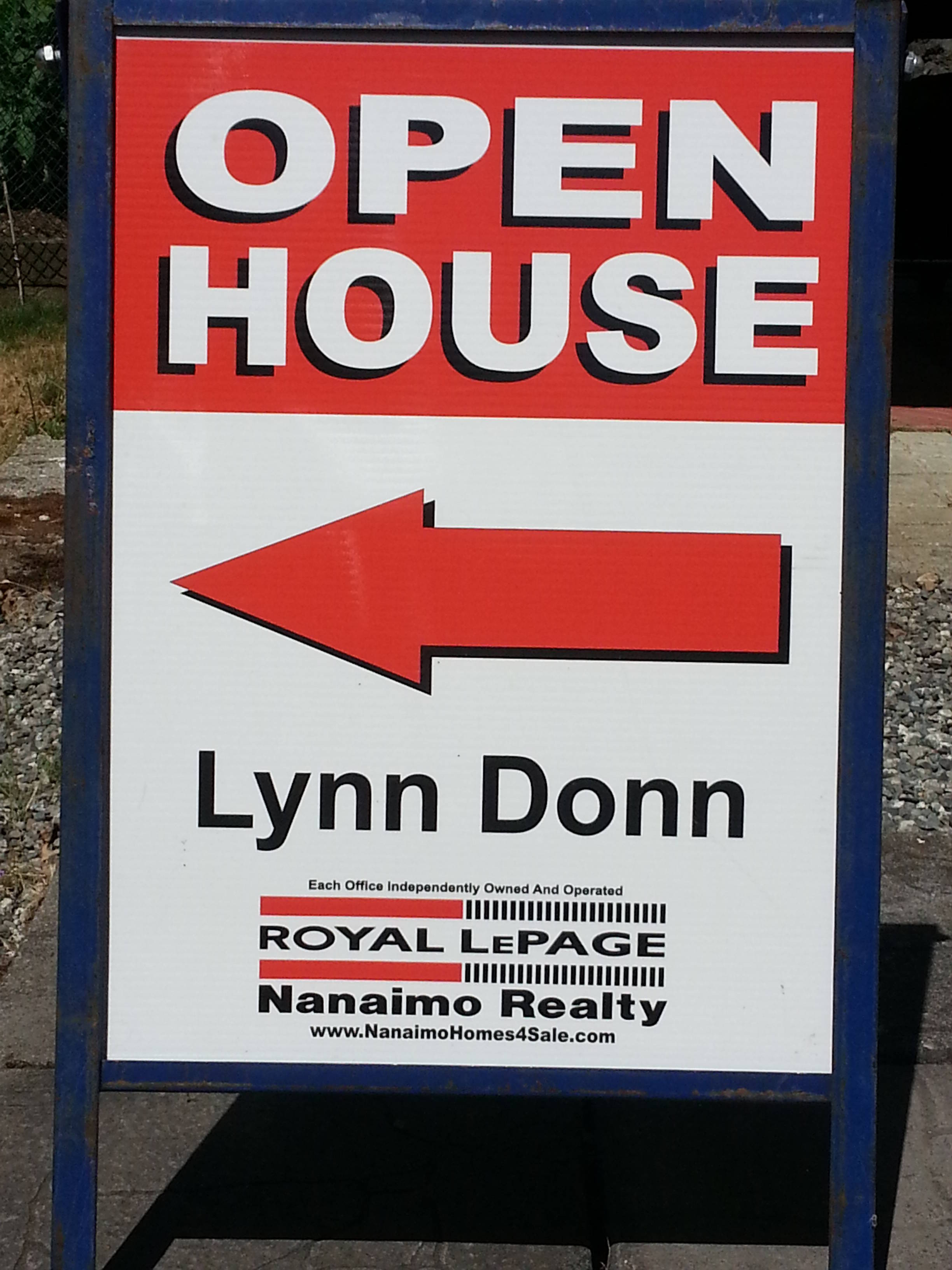 Nanaimo open house