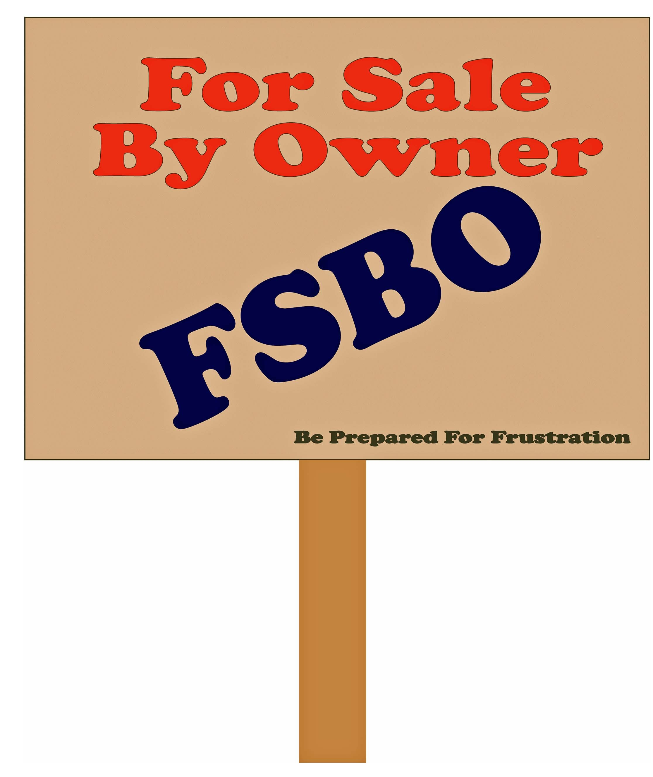 Financing For A For Sale By Owner Fsbo Sale Can Be Ve