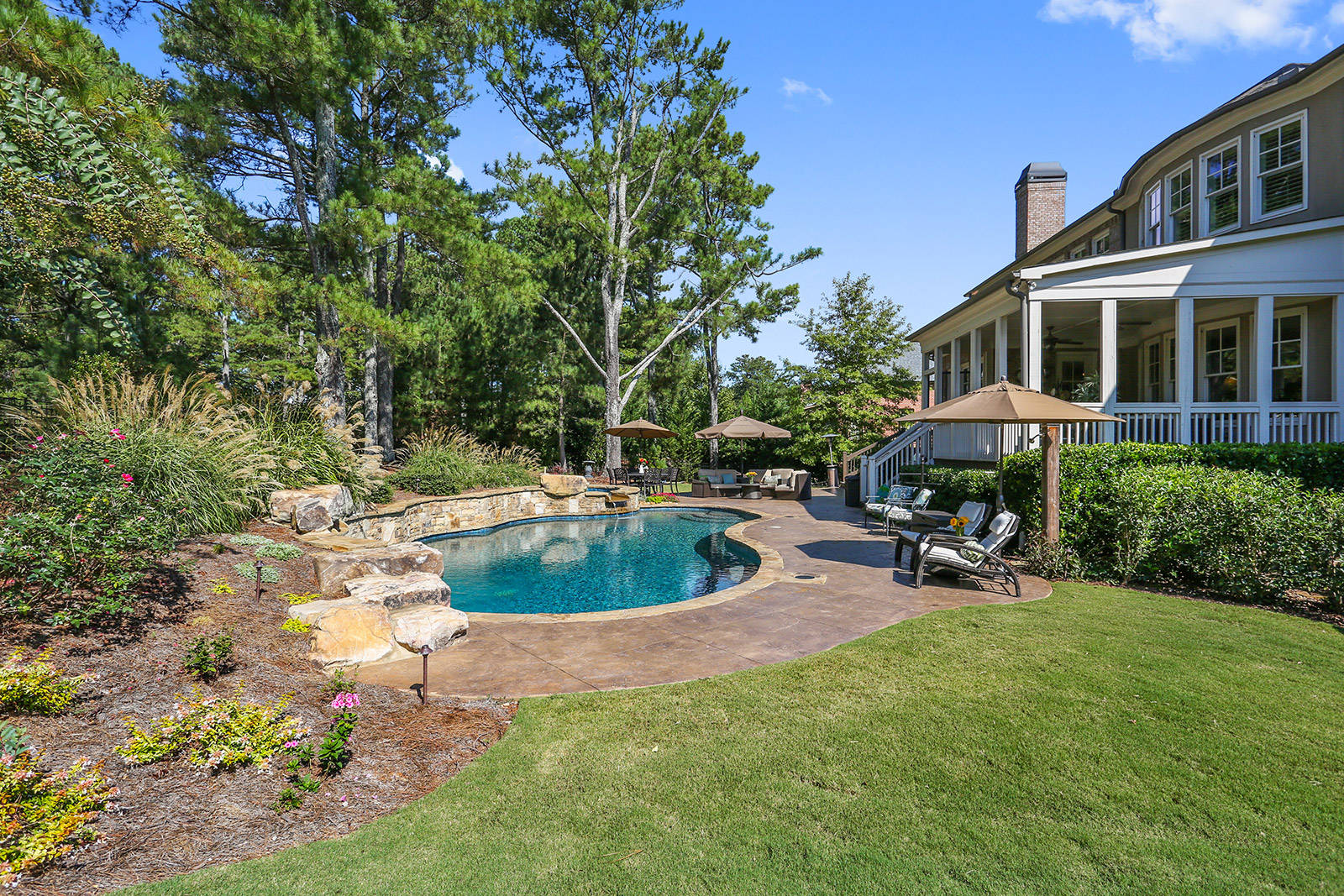 Luxury Home For Sale Roswell Georgia