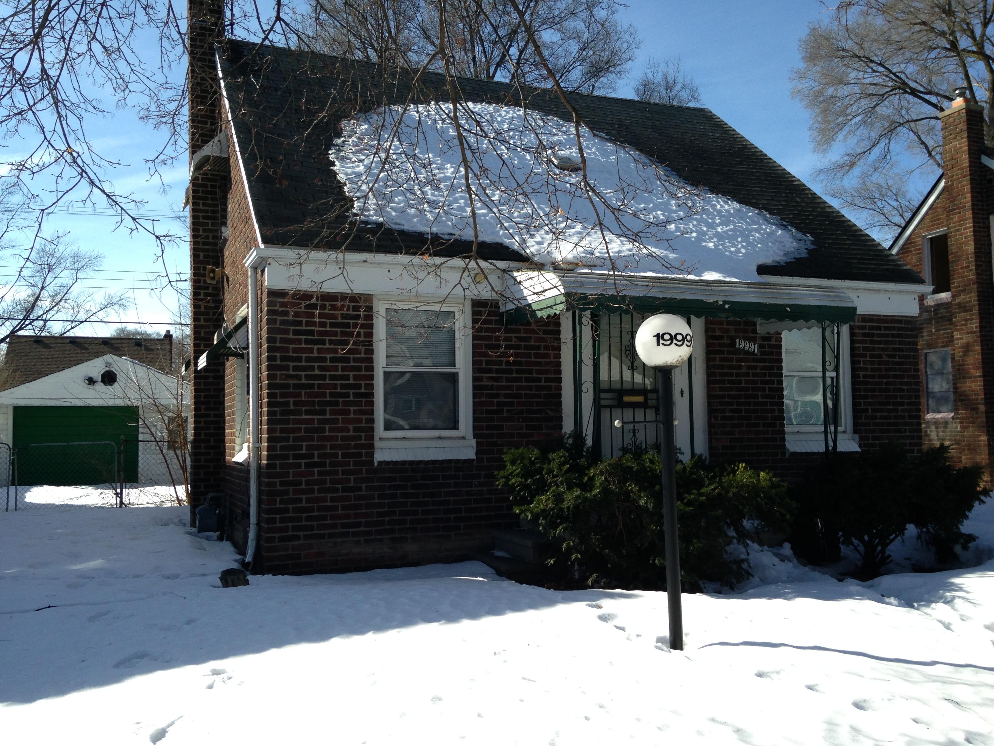 2 Detroit Houses For Sale