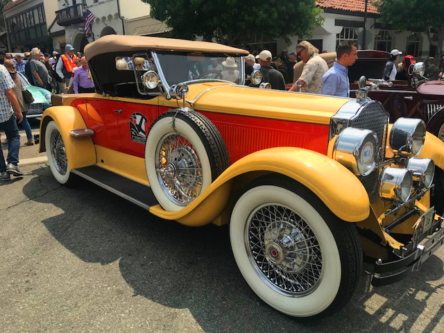 1927 Packard 336 Roadster