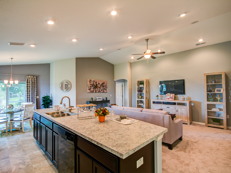 With Highland Homes, Your Buyer Can Truly Build The Home Of Their Dreams.  At The Highland Homes Personal Selection Studio, Hundreds Of Design Options  Are ...