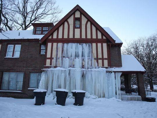Frozen Pipe Attic Basement Emergency 911 Water Restoration Scarsdale NY  10583 Westchester