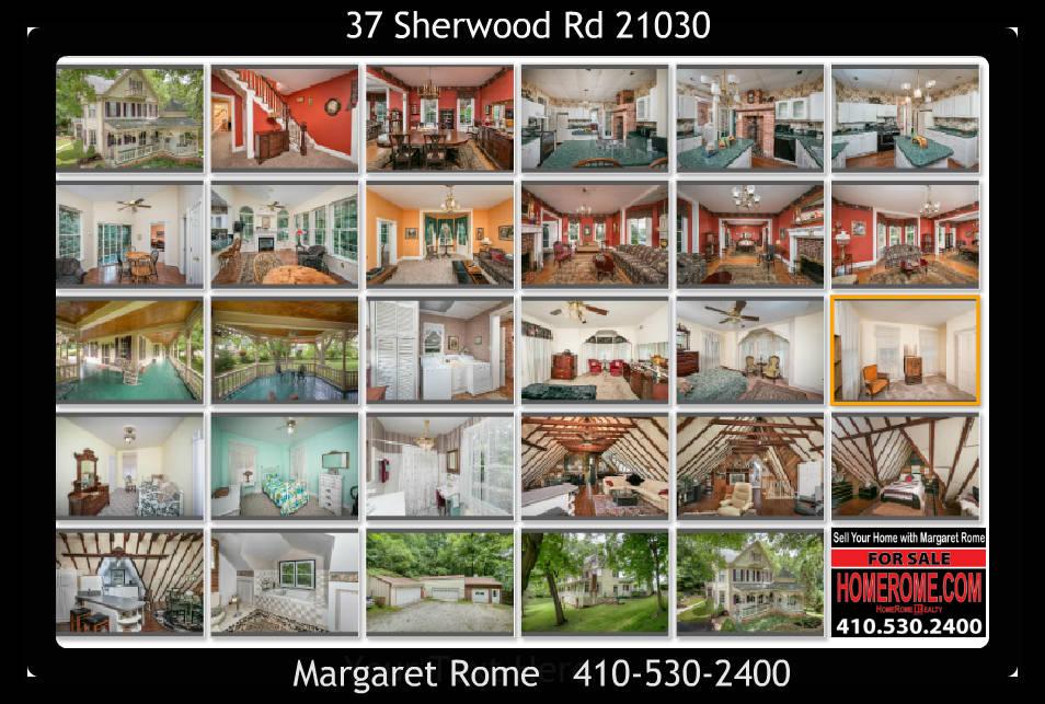 37 Sherwood Rd 21030  410-530-2400