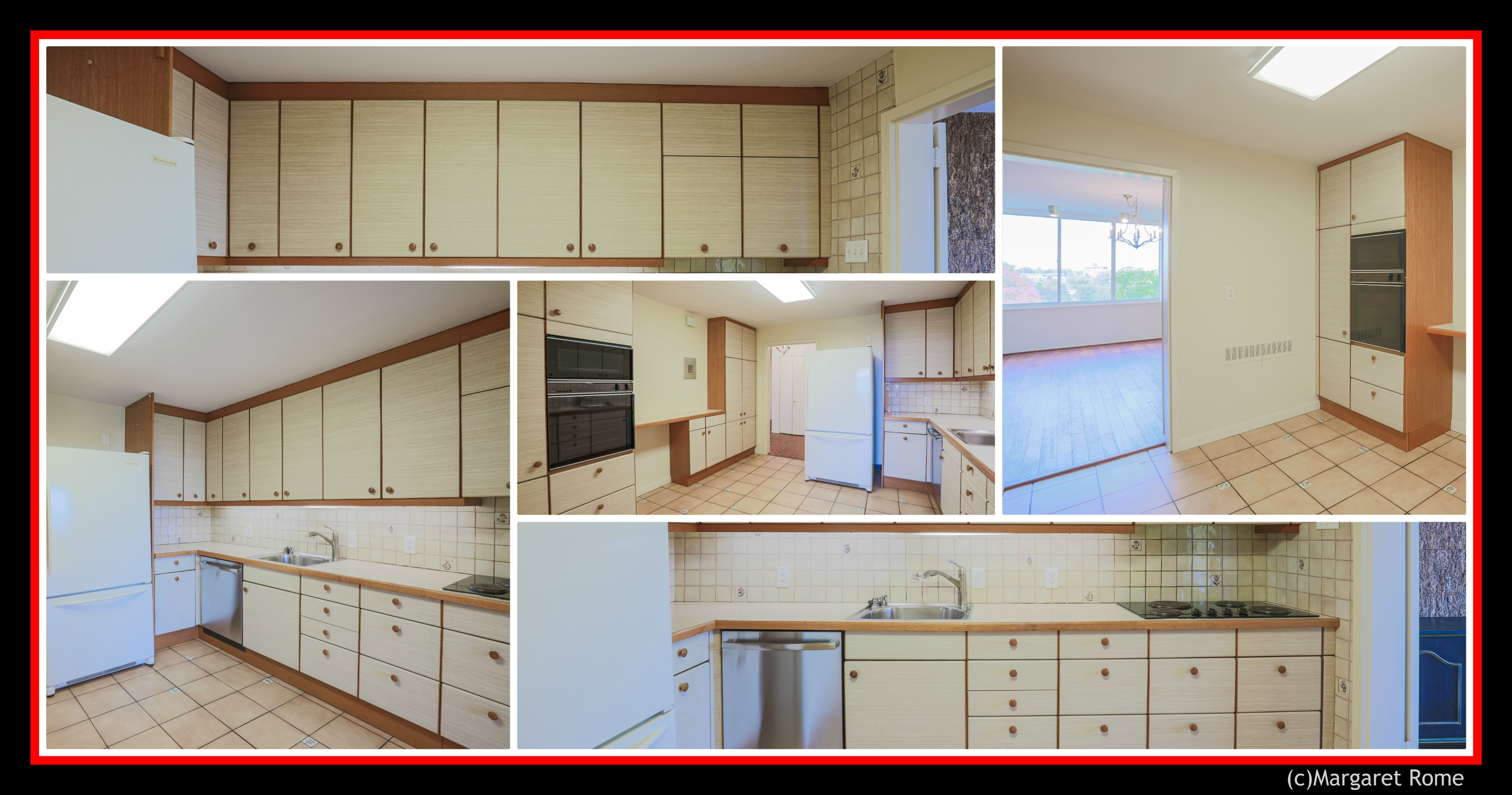 Kitchen #600 Strathmore Towers
