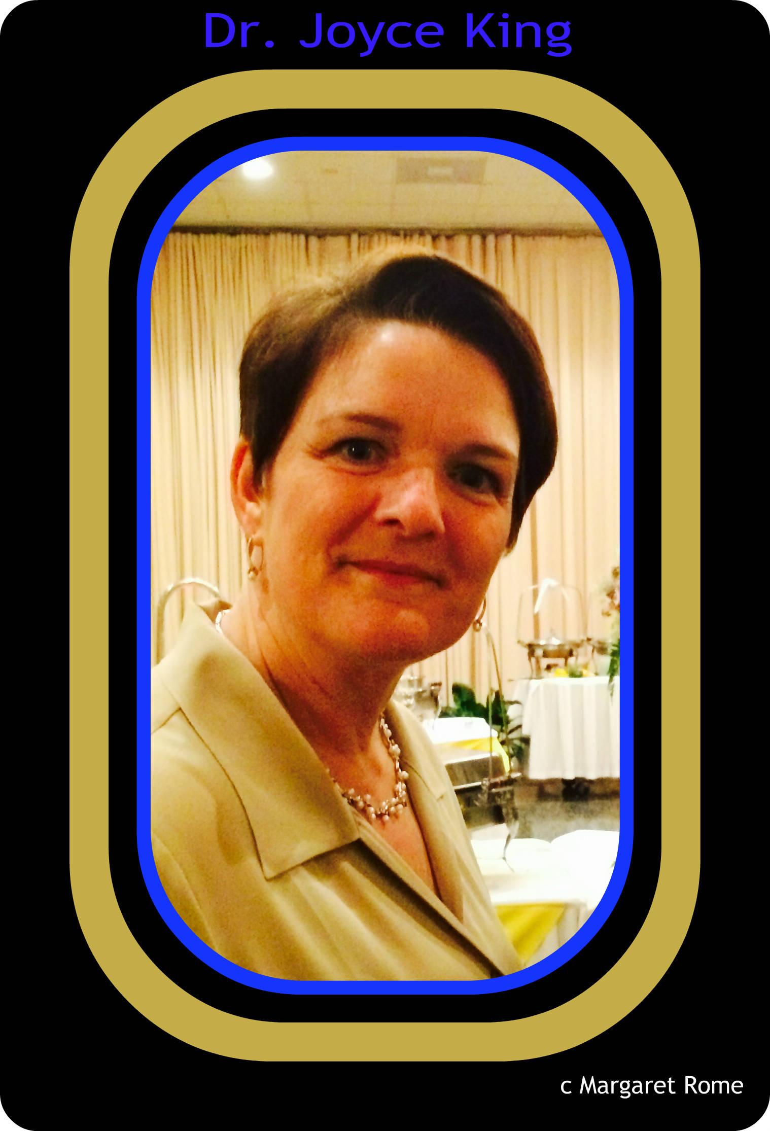 Dr. Joyce King