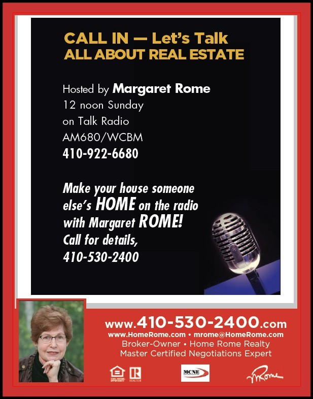 All About Real Estate Margaret Rome