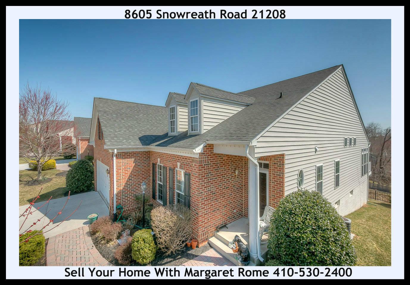 8605 Snowreath Rd 410-530-2400