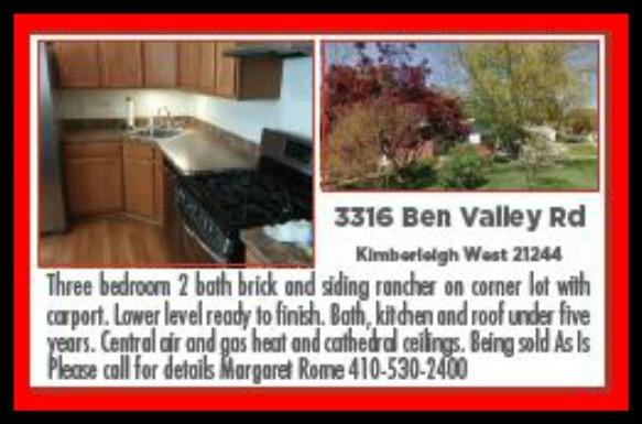 3316 Ben Valley