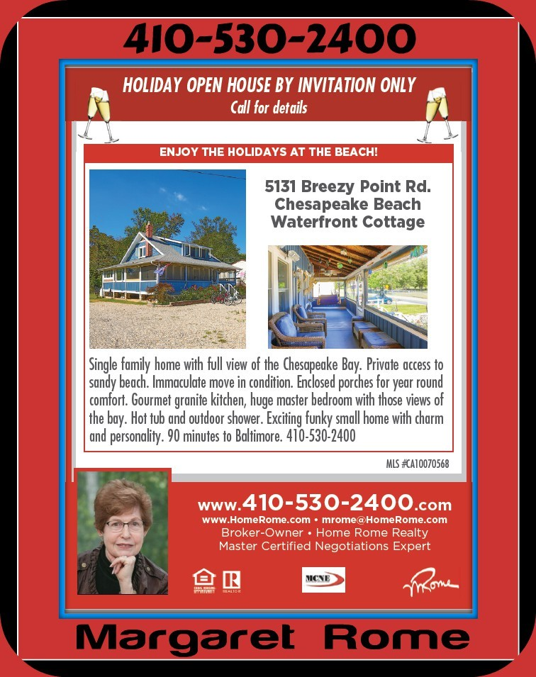 Open House Breezy Point Margaret Rome