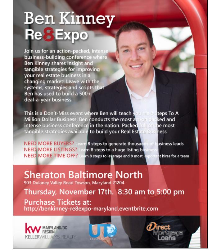 Re8 Expo Baltimore