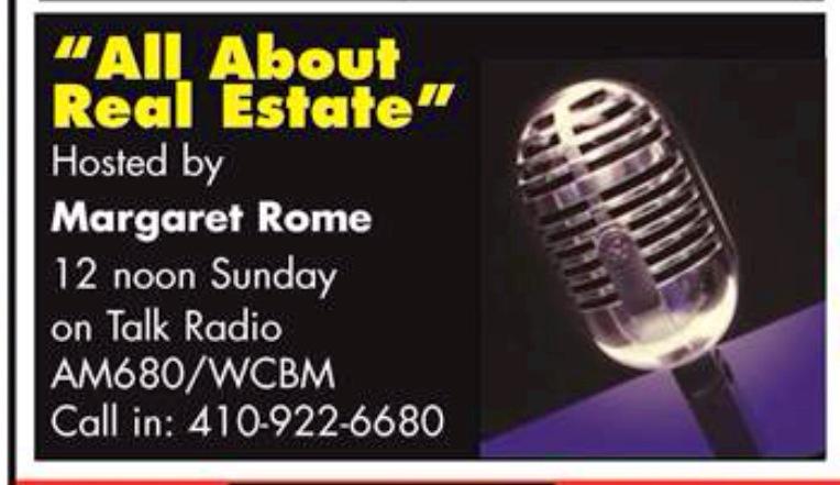 Margaret Rome radio