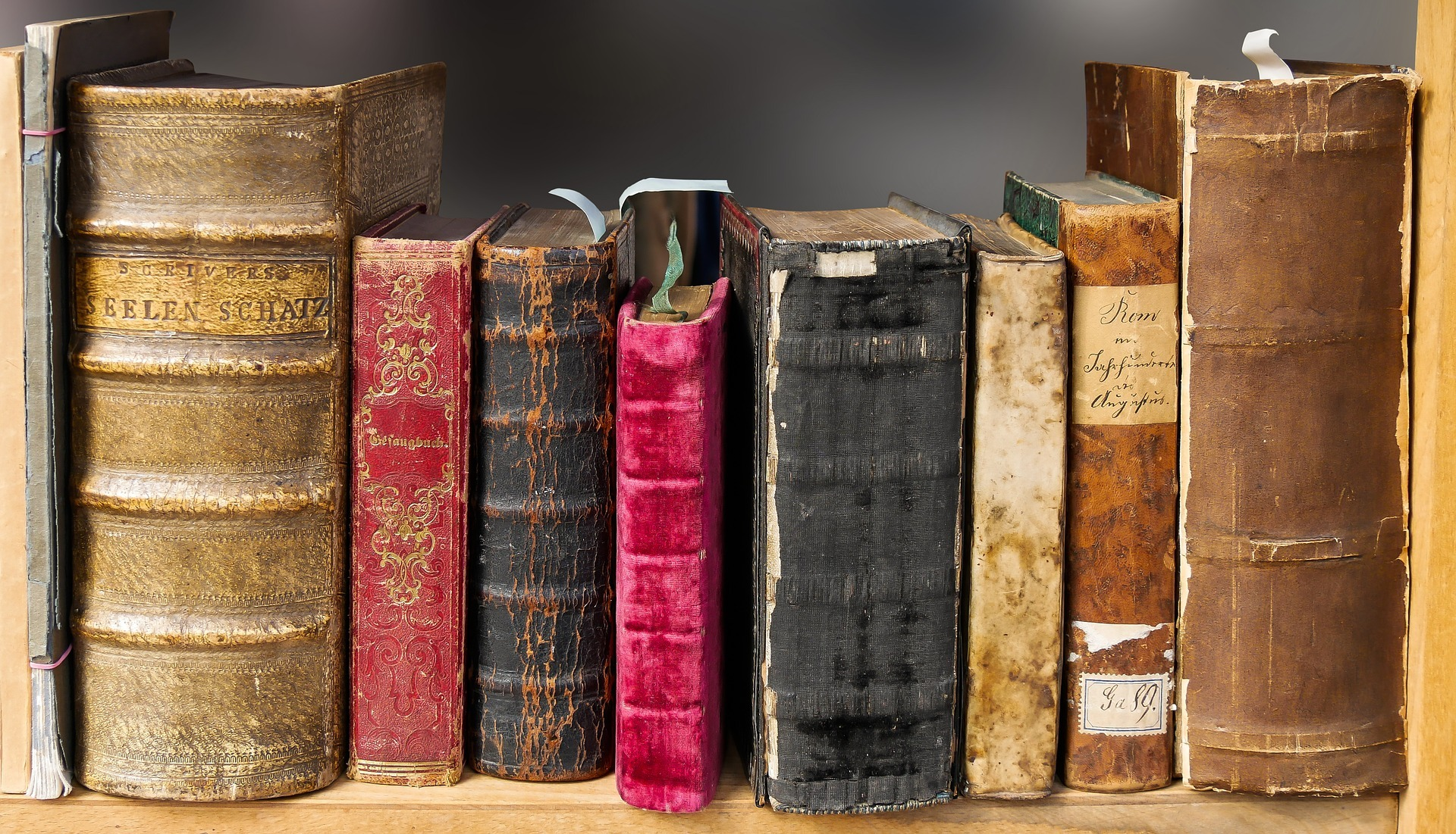 How to Collect Old Rare Books