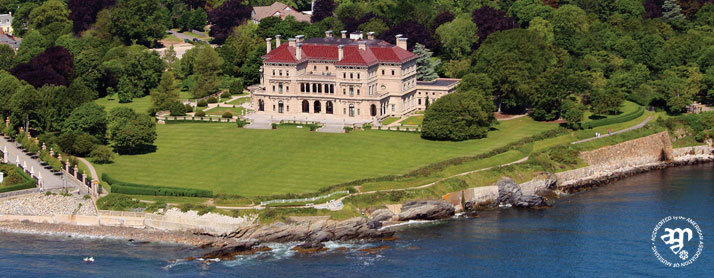 Vanderbilt Summer Home Rhode Island