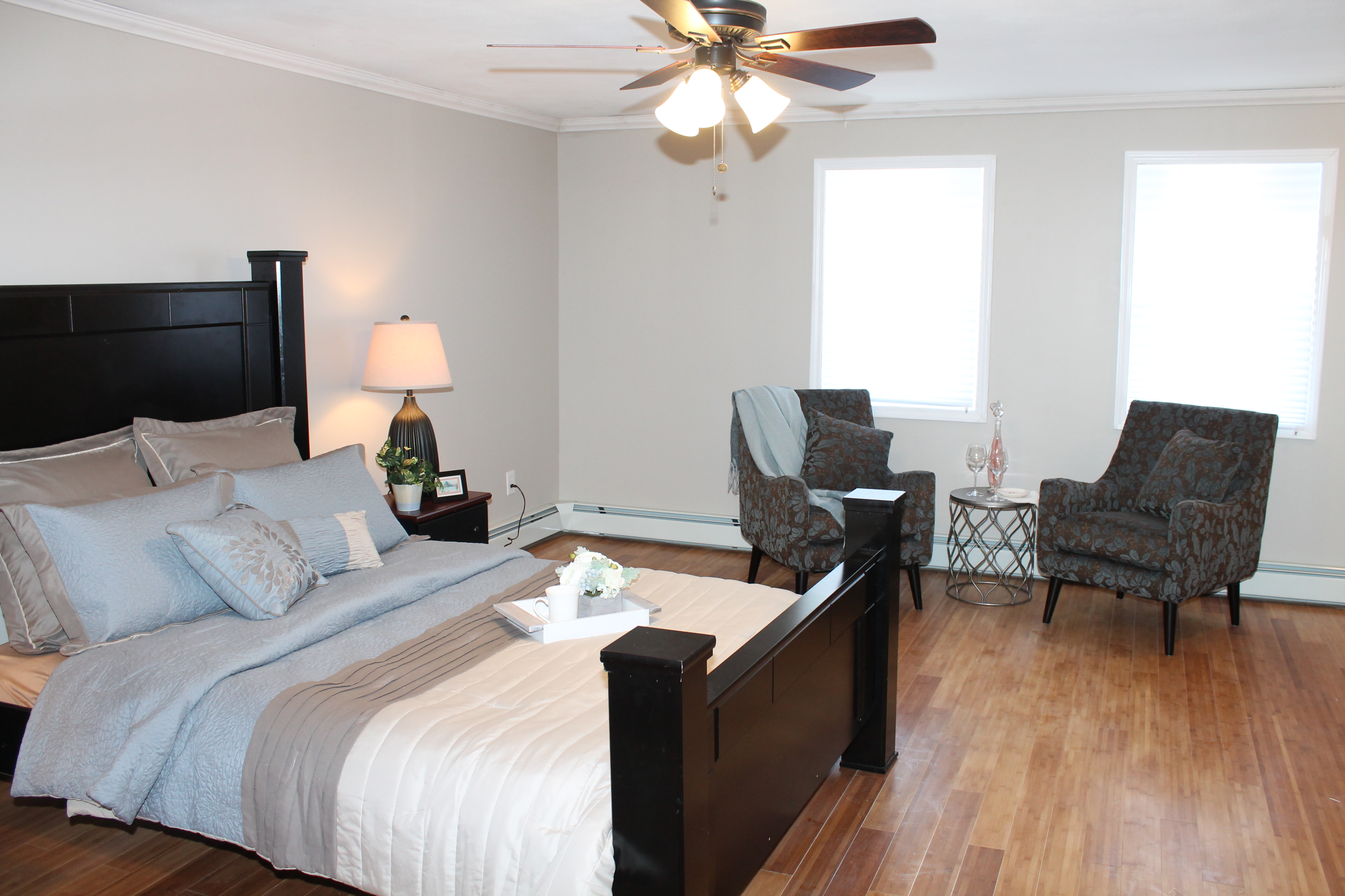 Home Staging Tip How To Disguise An Unpleasant View