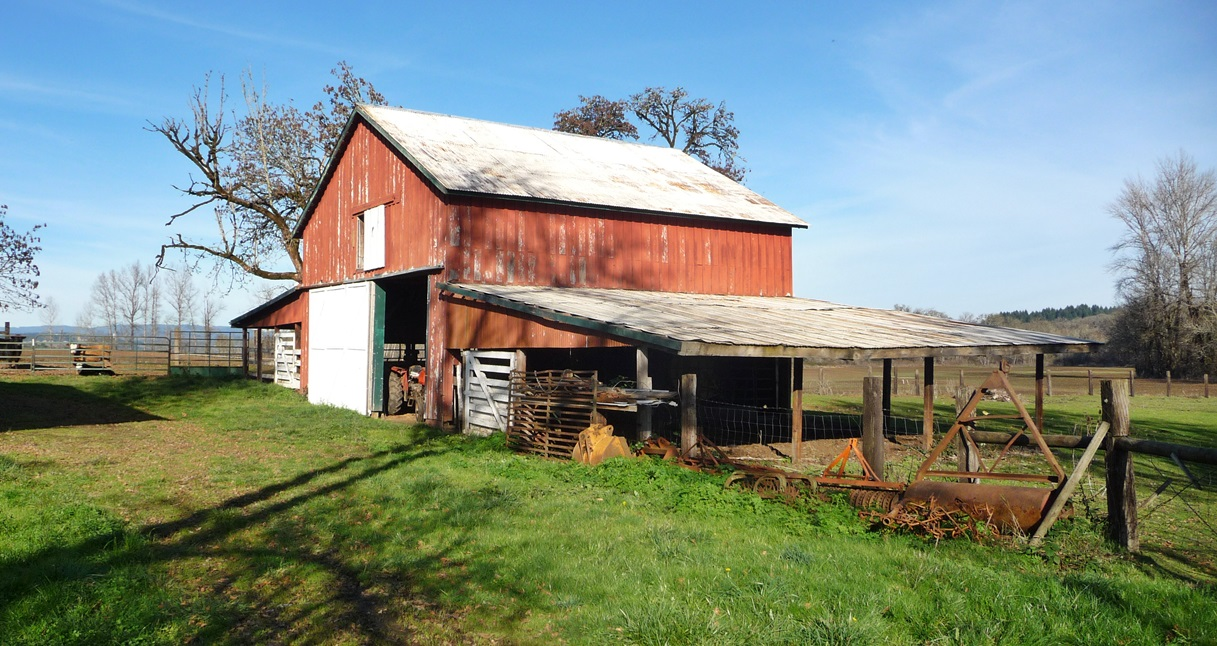 Another oregon horse property for sale for Barn builders oregon