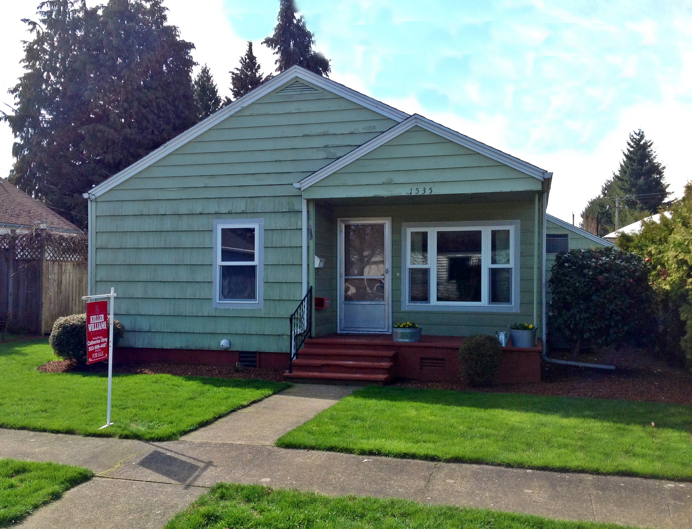 Another Country Home Sold In Salem Oregon