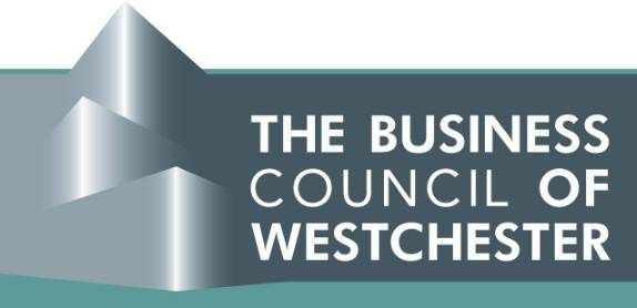 BUSINESS COUNCIL OF WESTCHESTER NETWORKING THURS MARCH