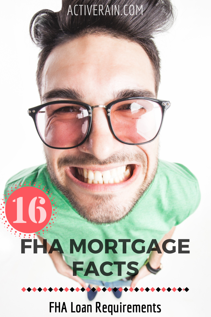 FHA Mortgage Facts: Loan Requirements