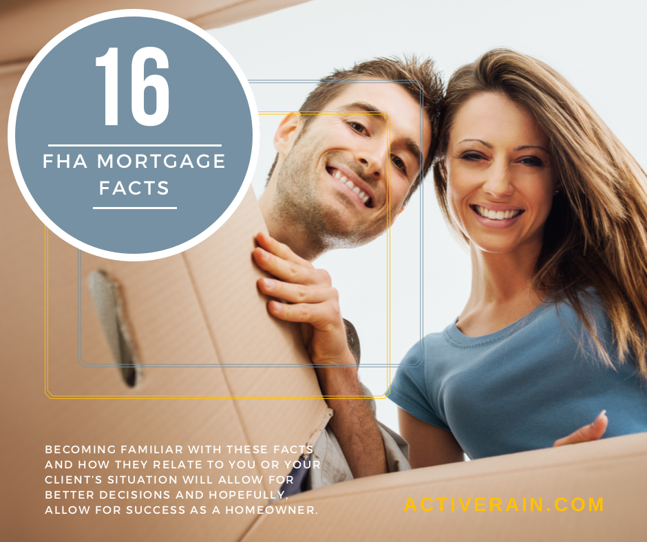 FHA Mortgage Facts