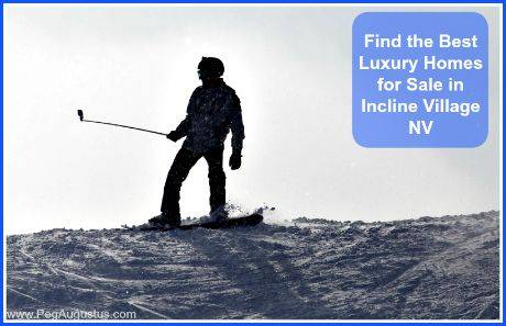 Here are the great benefits of living in a luxury home for sale in Incline Village Nevada.