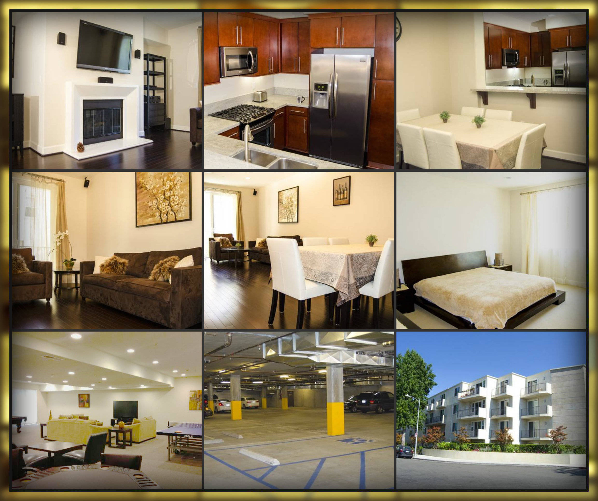 Condominium For Rent By Owner: New! Sherman Oaks 3 BR 3 BA Condo For Rent
