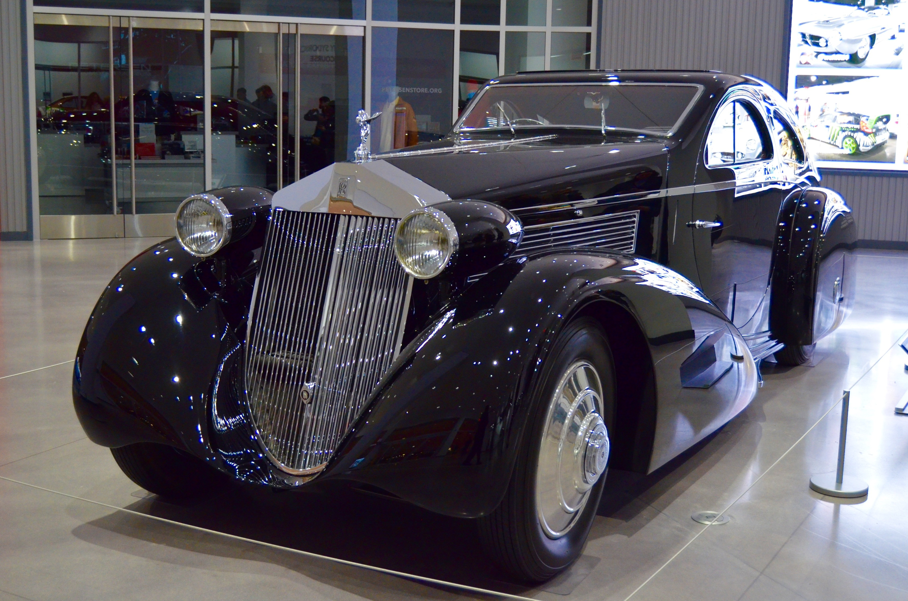 Visiting The Petersen Automotive Museum Los Angeles A