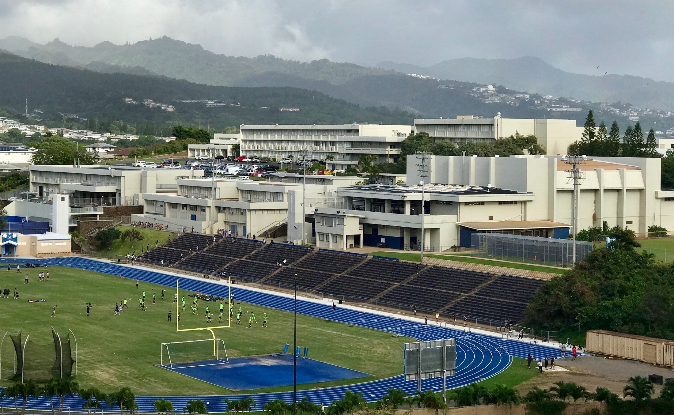 Moanalua High School