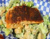 salmon caeser