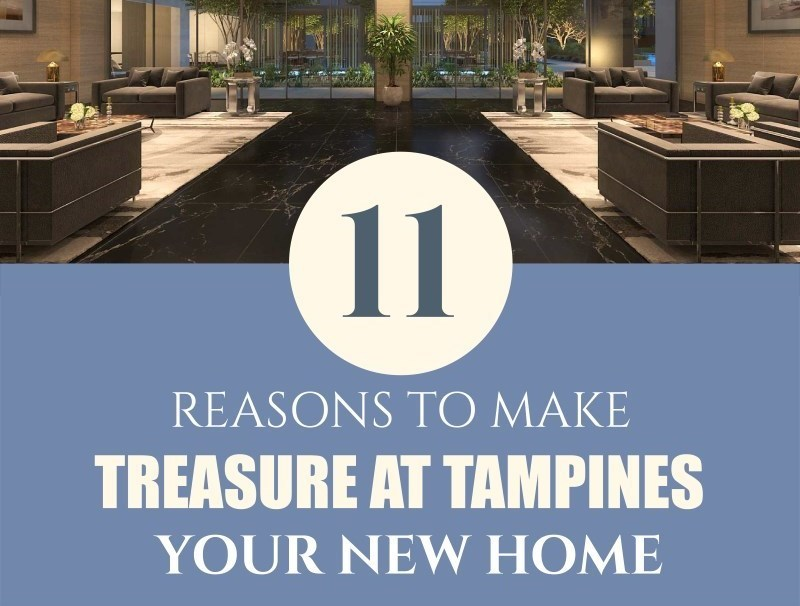 Reasons to make Treasure at Tampines your new home