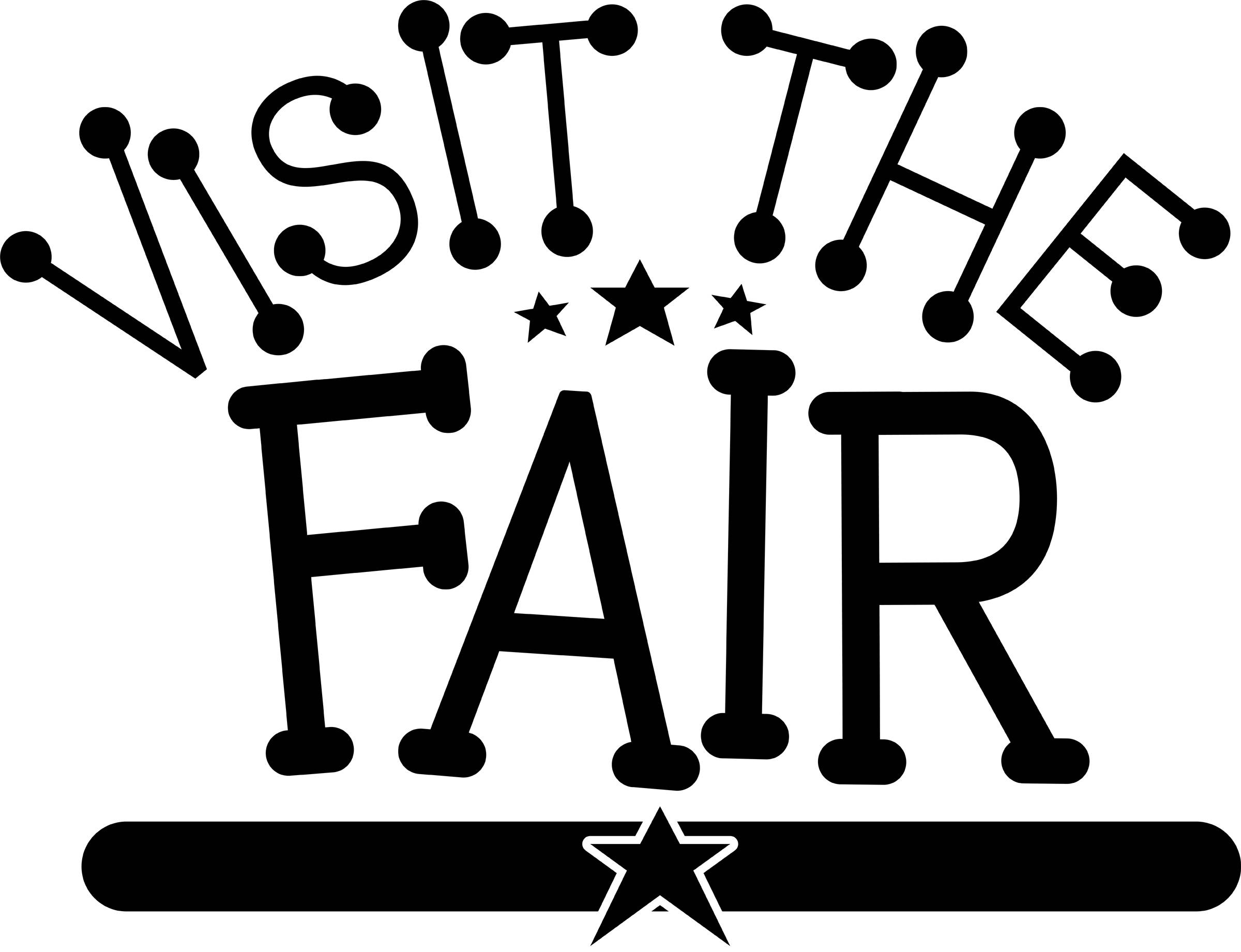Image result for clip art county fair