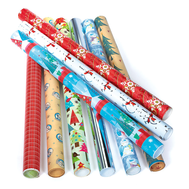 The magical art of gift wrapping for dummies bergen for How to wrap presents with wrapping paper