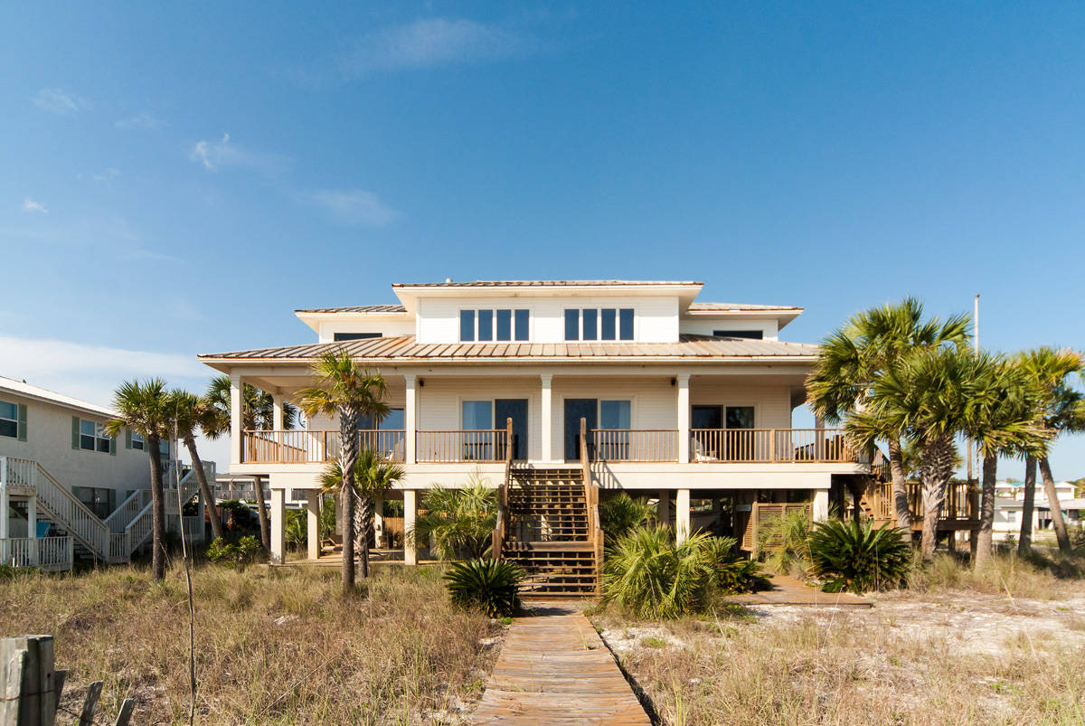 million dollar gulf front real estate in mexico beach
