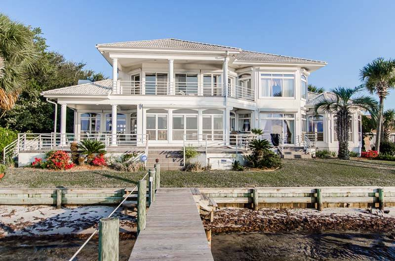 waterfront mansion for sale in panama city fl
