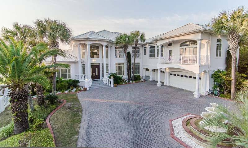 Mansion for sale waterfront panama city florida by team for Florida mansions for sale